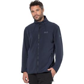 Jack Wolfskin Essential Altis Softshell Jacket Men night blue
